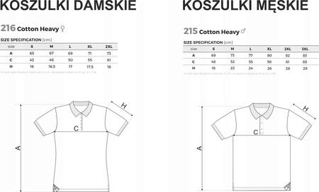 Koszulka POLO z Twoim LOGO- 10 szt - HAFT Koszulki (8)