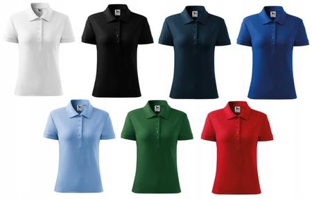 Koszulka POLO z Twoim LOGO- 10 szt - HAFT Koszulki (9)