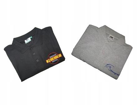 Koszulka POLO z Twoim LOGO- 10 szt - HAFT Koszulki (3)