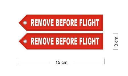 Brelok RBF Zawieszka- REMOVE BEFORE FLIGHT (7)