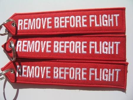Brelok RBF Zawieszka- REMOVE BEFORE FLIGHT (5)