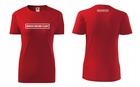 Koszulka REMOVE BEFORE FLIGHT damska (1)