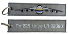 Brelok Zawieszka RBF Antonov 225 Mriya, An-225 (1)